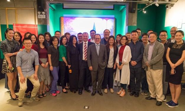 Vinitaly – Al Wine Dine Festival di Shanghai Vinitaly apripista del piano strategico di Veronafiere per promuovere il made in Italy in Cina