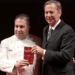 Guida Michelin Italia 2018: lo chef Luigi Tramontano della Serra di Positano conquista la stella