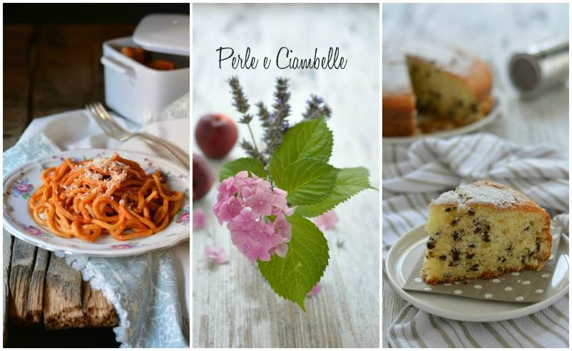 Perle e Ciambelle : una Foodblogger con la passione di creazione di bijoux artigianali