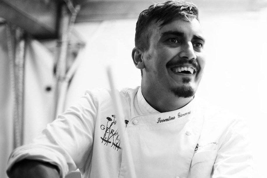 Giovanni Sorrentino il talento, la cucina e la birra