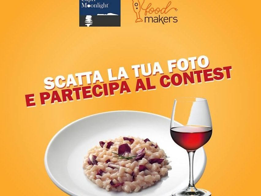 Foto Contest by Foodmakers & Capri Moonlight