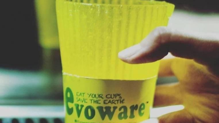 Evoware : il biopackaging alimentare che puoi mangiare
