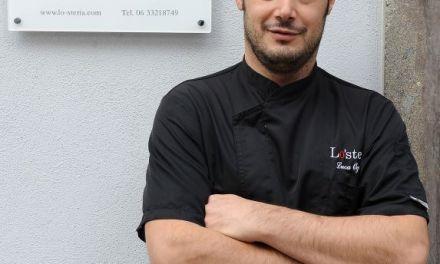 Luca Ogliotti,  Lo'steria e la sua cucina romana