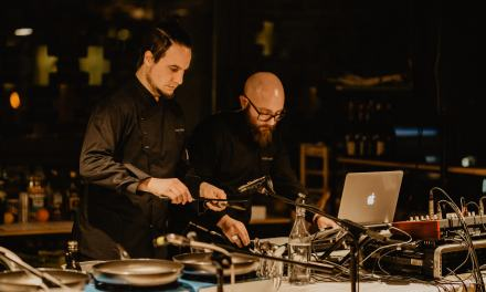 Intervista ai Food Ensemble – Cucina Elettronica