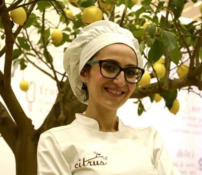 Gelateria Citrus –   Intervista a Grazia Citro