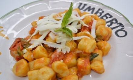 LA CUCINA DI UMBERTO è SEMPRE PIÙ SLOW FOOD!