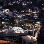 Positano Gourmet al ristorante La Serra  con gli stellati Tramontano e Gioia