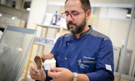 Alberto Marchetti il suo gelato è una vera esperienza del gusto