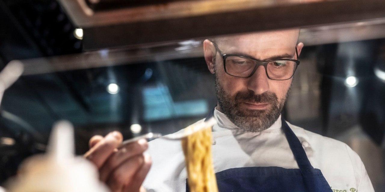 Marco Rispo è il Nuovo Chef del Ristorante Stellato Le Trabe Di Paestum