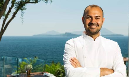 Una nuova stella brilla a Bacoli al Caracol con lo Chef Angelo Carannante