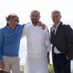 Stella Michelin ad Angelo Carannante Chef del Caracòl dei Campi Flegrei