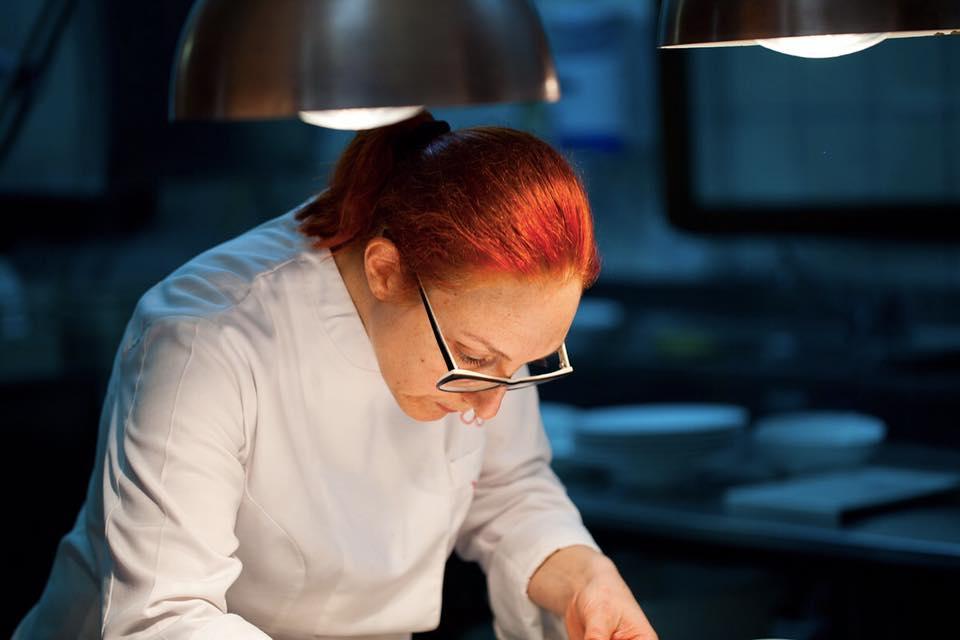La  Chef Aurora Mazzucchelli ci racconta  il suo Marconi