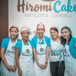 Hiromi Cake – apre a Roma la prima pasticceria giapponese