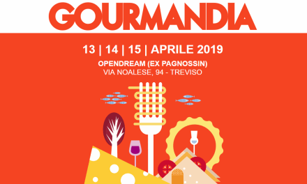 Gourmandia si veste di nuovo per l'edizione 2019