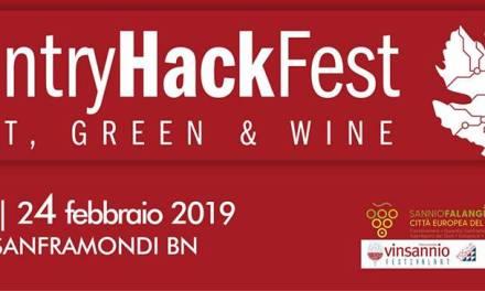 CountryHackFest 2019 – Smart , Green , Wine