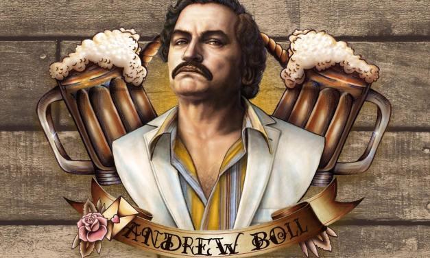 Il birrificio Andrew Boll presenta la sua Weiss realizzata con foglie di coca