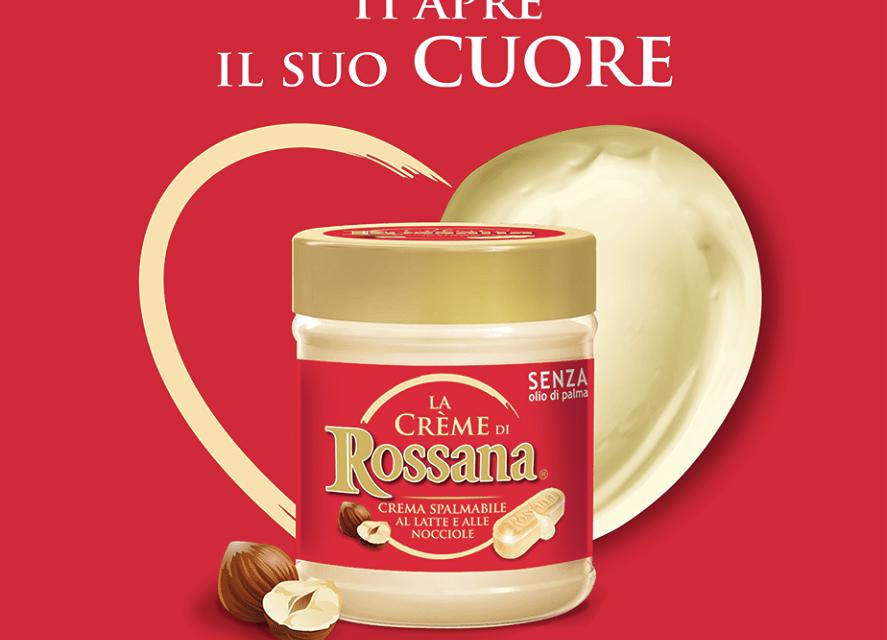 La Crema spalmabile Rossana è arrivata!!!