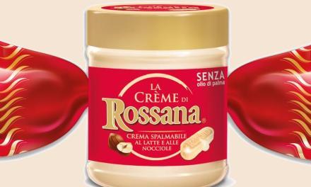 La crema Rossana all'assaggio: inconfondibile!!!!!!
