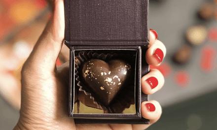 A San Valentino regala ❤️ TANTRA 🔥 il nuovo cioccolatino firmato Grezzo Raw Chocolate