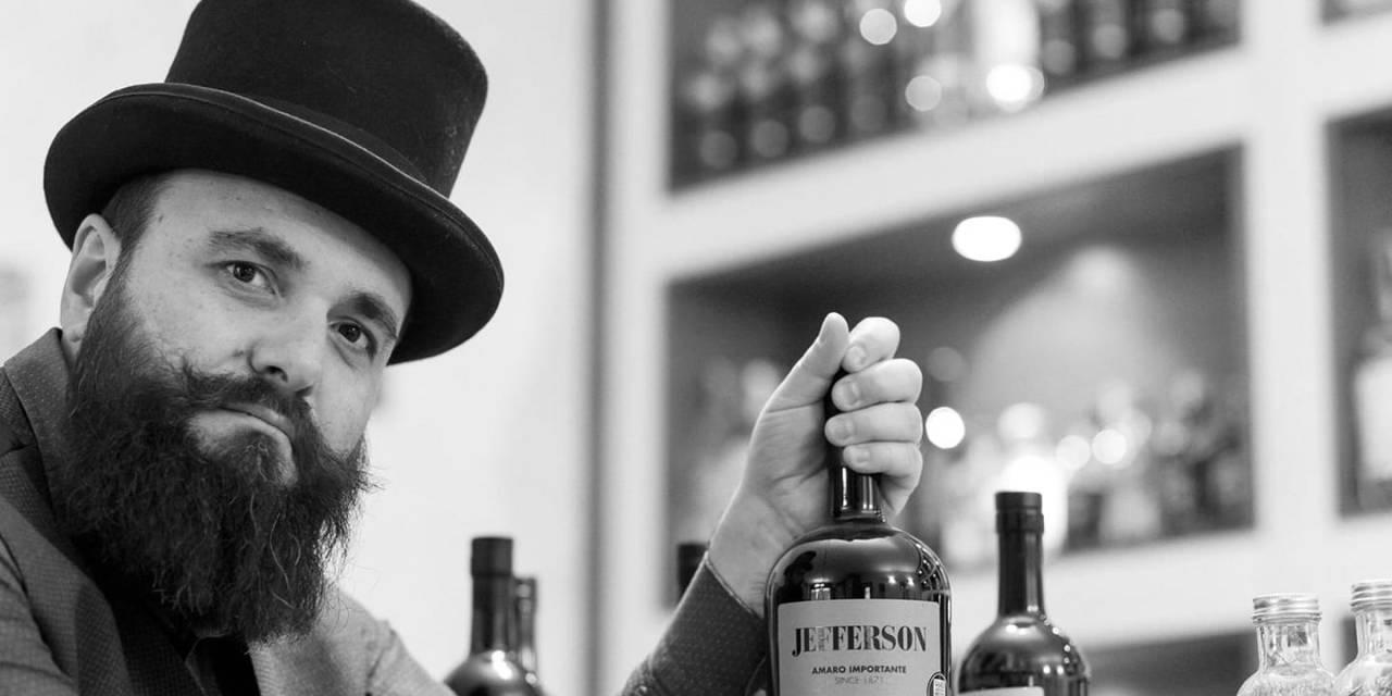 L'amaro Jefferson ha ottenuto due prestigiosi riconoscimenti al World Liqueur Awards 2018 di Londra