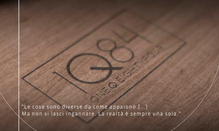 """1Q84 – Due cucine, Italiana e nipponica, che si """"amano"""" a distanza ma non si incontrano mai!"""