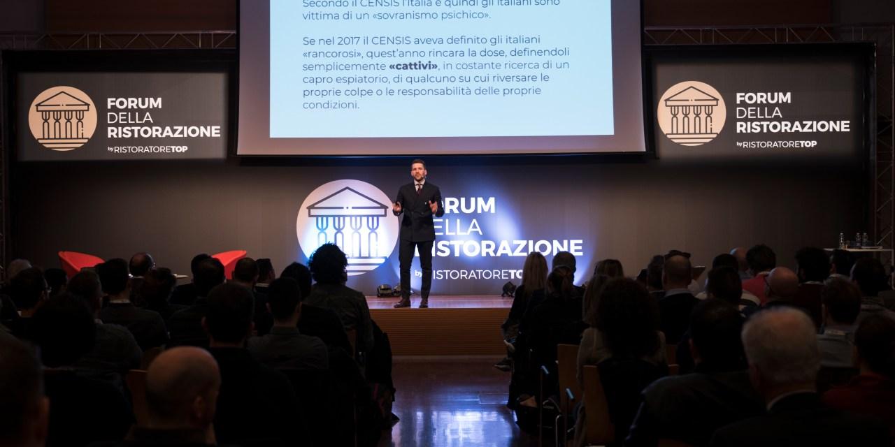Forum della Ristorazione – Lorenzo Ferrari ci racconta com'è andata