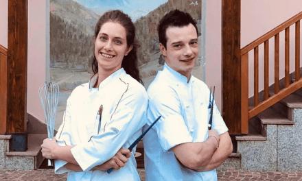 Jessica e Mattia due giovani chef con un sogno da realizzare