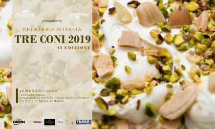 Tre coni 2019 – Napoli 30 maggio 2019