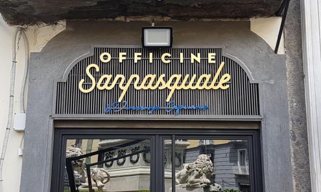 Officine Sanpasquale, un nuovo format a piazza dei Martiri, Napoli