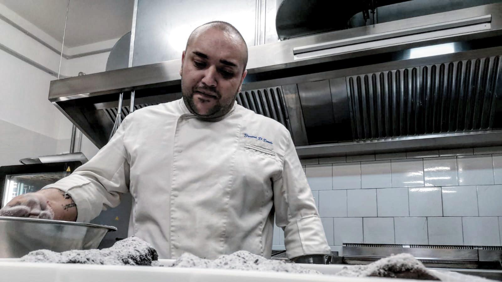 """Giovanni Di Donato ora alla guida di """"Vico Cieco – La trappola del gusto"""" -  Food Makers"""
