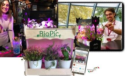 BIOPIC: L'orto che si coltiva direttamente a casa tua