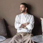 Diego Battaglia lo Chef del Dammuso