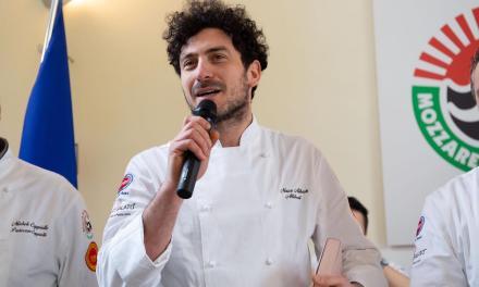 Marco Aliberti il pastry chef laureato alle Belle Arti