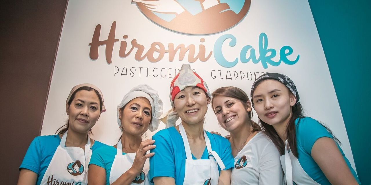 Hiromi Cake sbarca a Milano