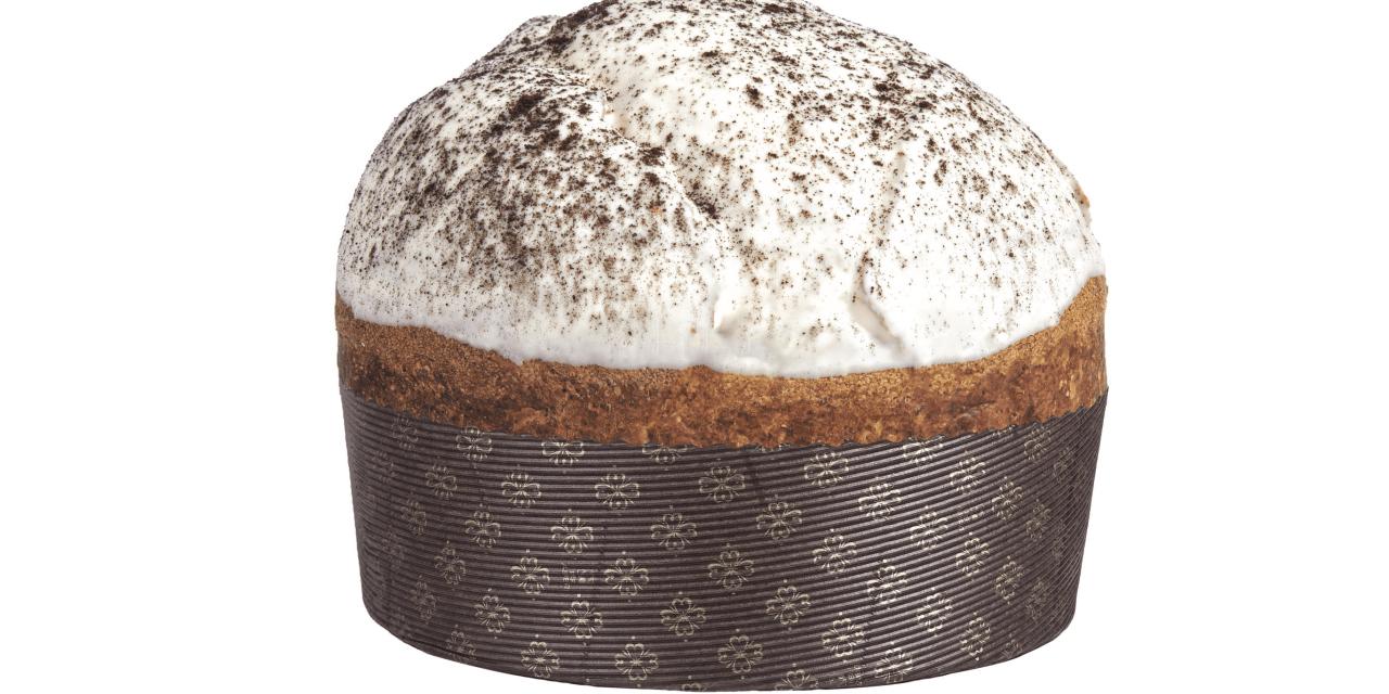 Mennella – Il panettone 2019  al caffè espresso napoletano