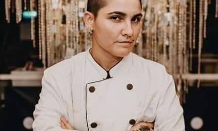 Raffaella Cacciapuoti l'ideatrice di chef woman italia