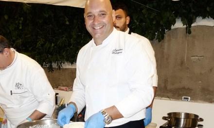 Agostino Malapena chef del Ristorante costanzo…..ma non solo mozzarella
