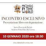 La Pizza è Pizza: il 10 gennaio a Verona, un evento unico per raccontare L'Antica Pizzeria da Michele e assaggiare la ricetta che ha conquistato il mondo