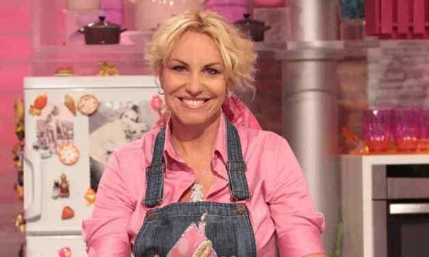 Cucina Green per Il ritorno di Antonella Clerici in tv
