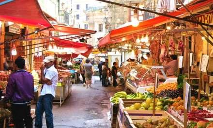 La visita ai mercati al vertice delle esperienze food
