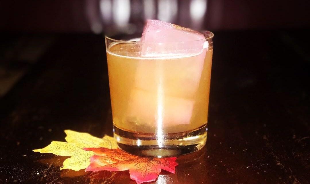 drink AUTUMN IN NEW YORK di Mario Farulla del Ristorante Baccano di Roma