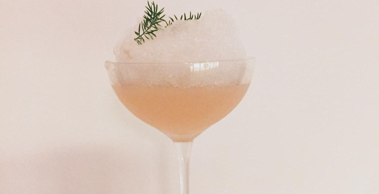 DRINK:RUSCIO DE MARE di Ilaria Bello
