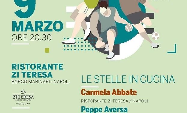 PROGETTO ABBRACCI Cinque stelle Michelin per la charity dinner