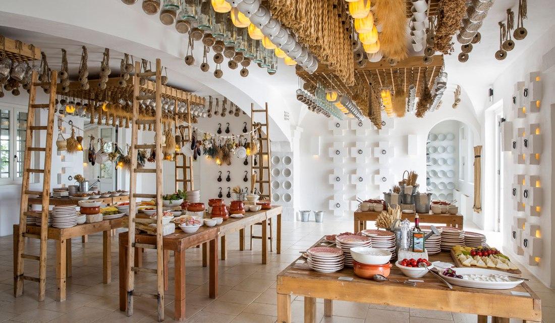 ristorante LA FRASCA – BORGO EGNAZIA