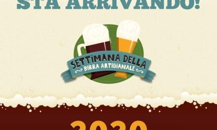 Settimana della Birra Artigianale 2020 // Decima Edizione
