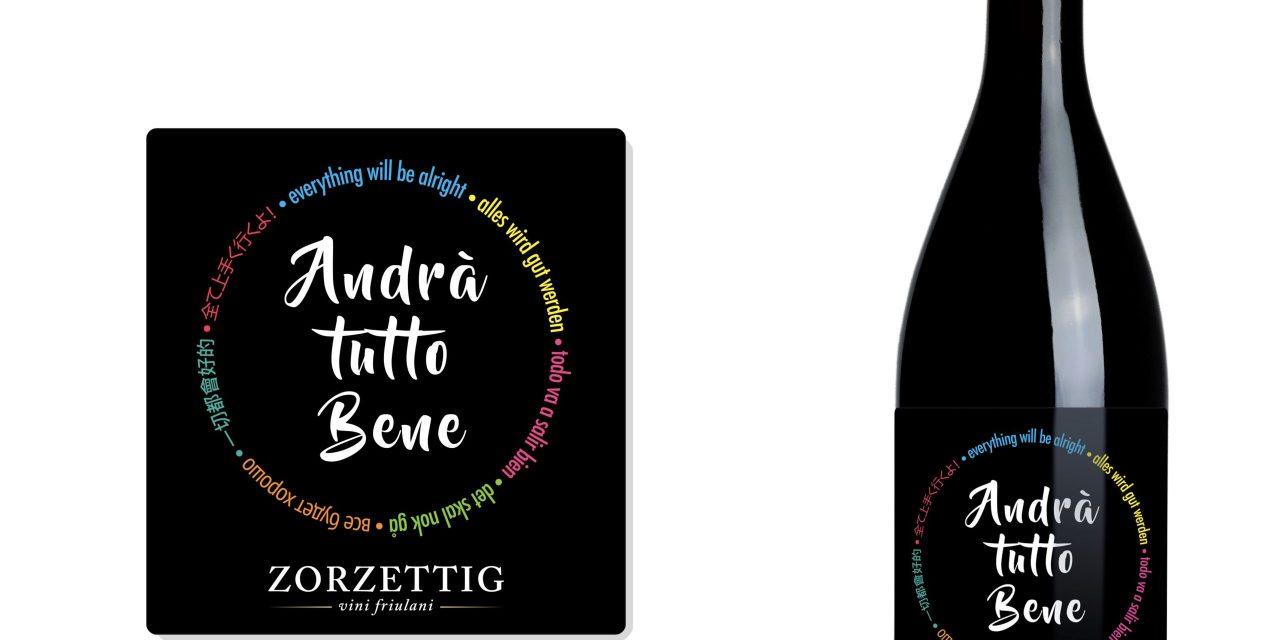 Zorzettig: dal Friuli una bottiglia speciale a sostegno dell'Ospedale di Udine