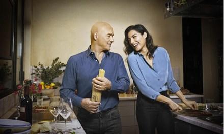 Pasta Garofalo, in tv con Luca Zingaretti e Luisa Ranieri