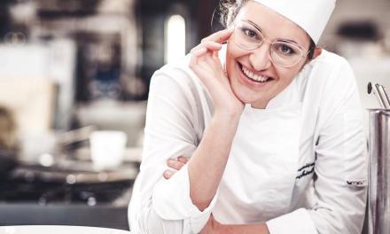 La chef Veronica Forchielli…..per diventare grandi occorrono grandi maestrI