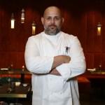 """Antonio Borrelli : chef executive presso il ristorante """"Acquerello"""""""