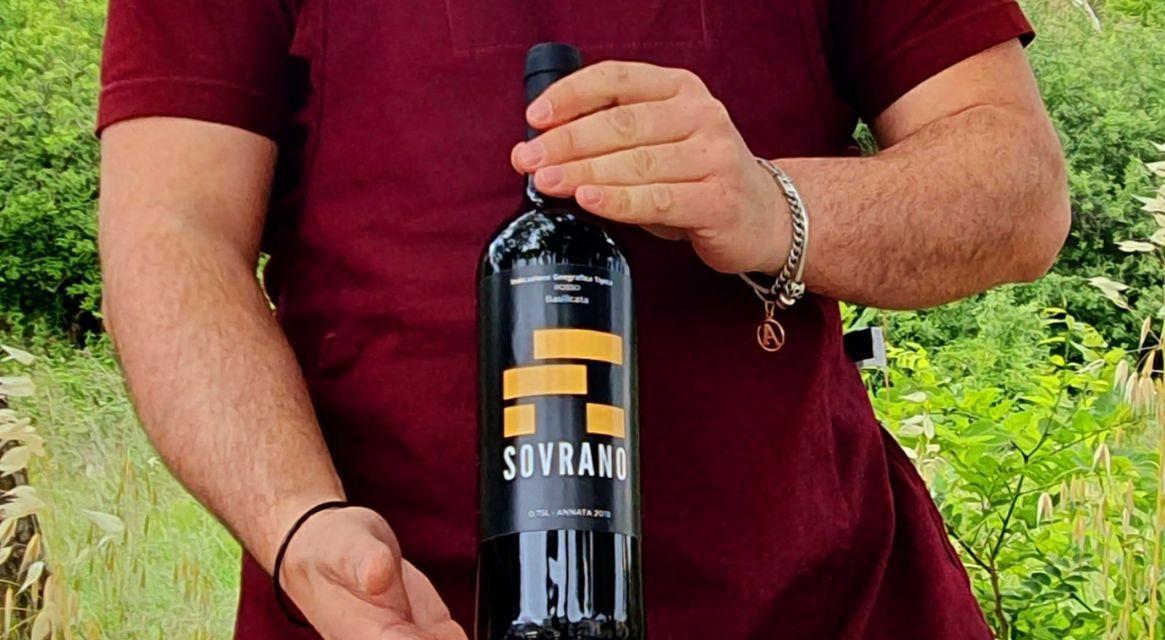 Cibi Lucani presenta il suo vino Sovrano